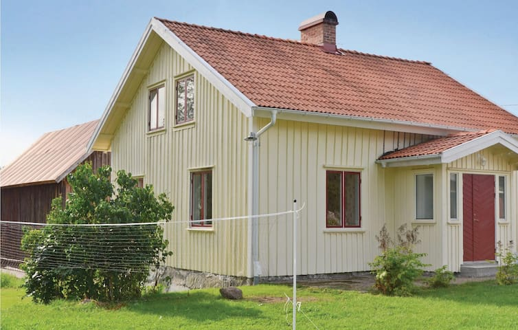 Holiday cottage with 3 bedrooms on 100 m² in Färgelanda