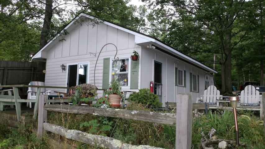 Shawn's Jurgens Cabin on Spider Lake Traverse City
