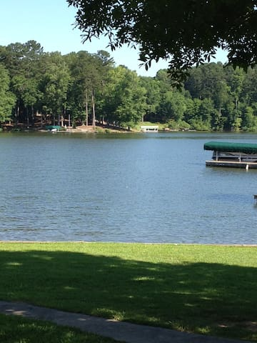 Beautiful Home on Lake Oconee - Eatonton - Huis