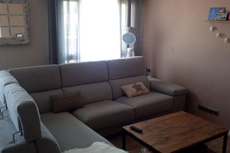 Habitación tranquila en el centro de Lleida