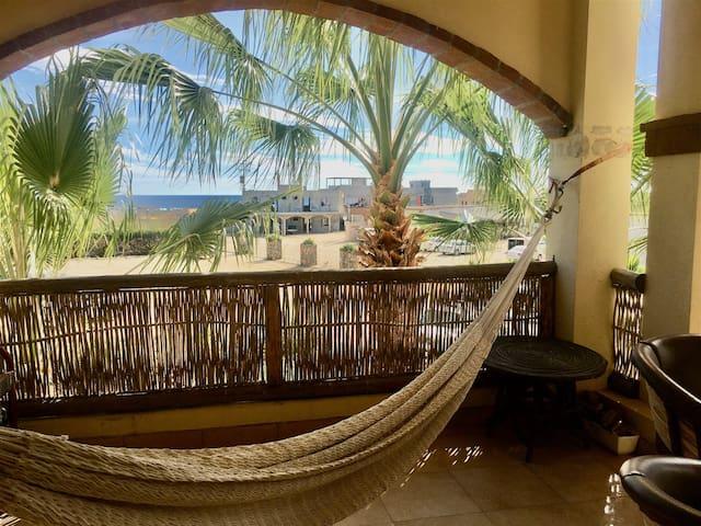 Villa with Beach & Mountain Views!