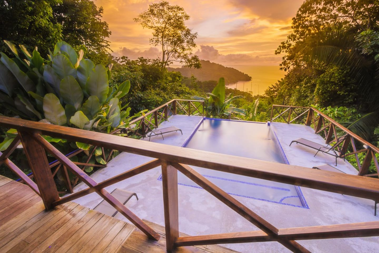 tropical vacation home airbnb costa rica