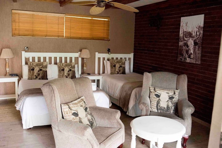 Greenfields Guesthouse Family Room with Balcony