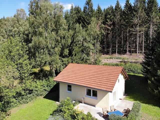 Bungalow am Waldesrand/ Suhl, Haus Konrad