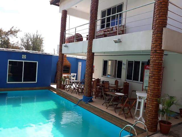 Villa das Oliveiras Apto casal
