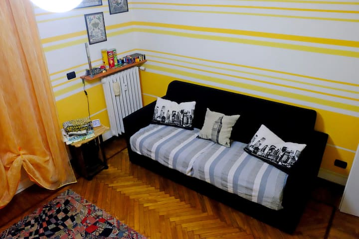 stanza privata in fossano