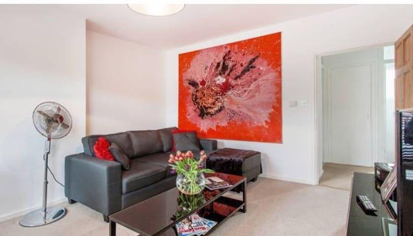 1 bedroom executive flat in zone 1 London. - Londen - Appartement