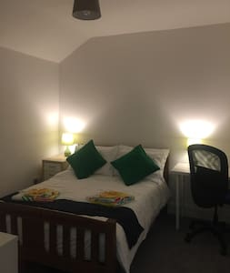 Cosy, spacious, bright double room - Derby - Dom