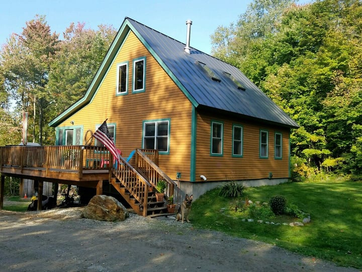 3 BDR Mtn Home near wedding barns, Smuggs/Stowe