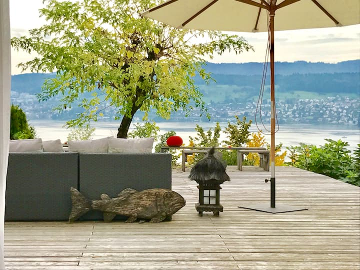 Lovely small Guesthouse with Lakeview