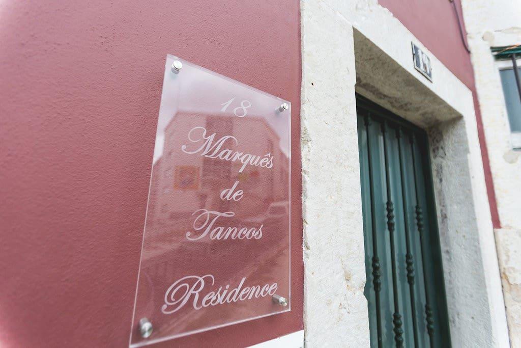 18, Marquês de Tancos Residence| Lisbon Historic Centre