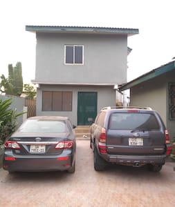 Affordable 2 Bedroom Apartment in Pokuase, Accra