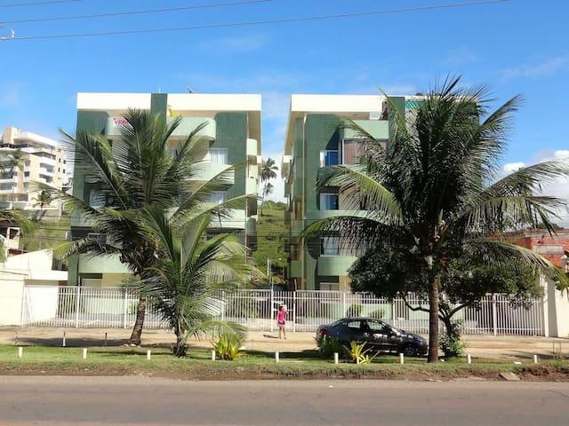 Ap 2 quartos, mobiliado, Praia do Sul Ilhéus