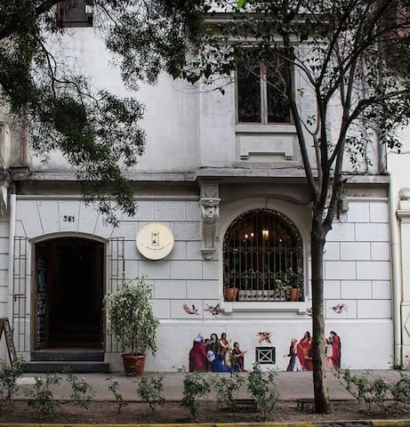 Love Lastarria: Private room with double bed - Santiago - Bed & Breakfast