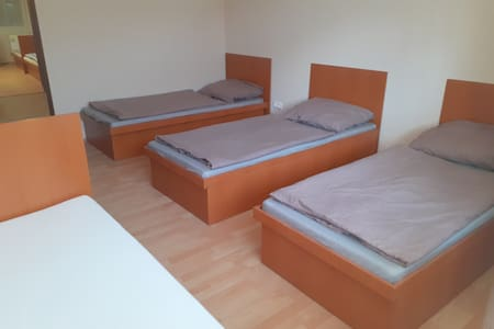 comfortable and clean rooms in Rajka, Hungary