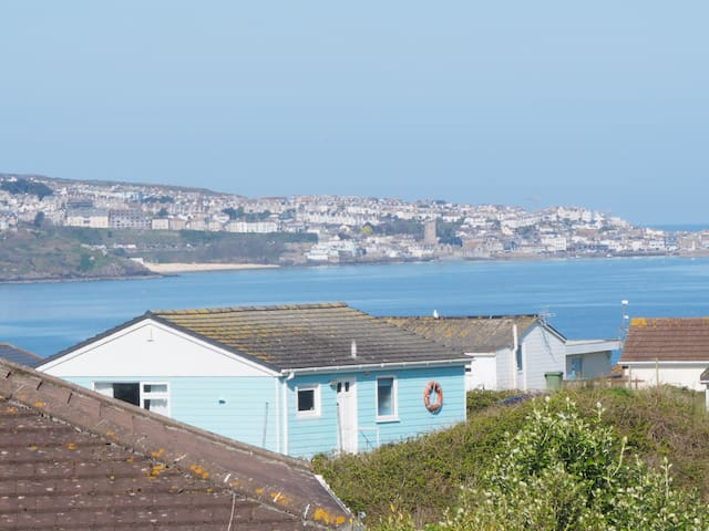 St Ives Bay Seaview - Eureka Beach Chalet