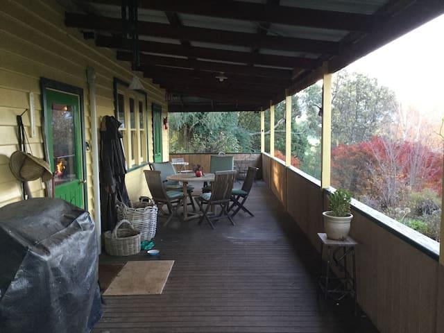 'Fumina Loft Cottage'