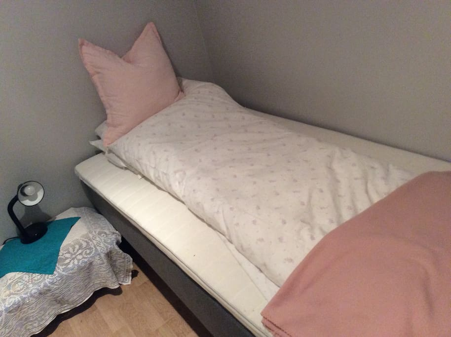 Second bedroom for one