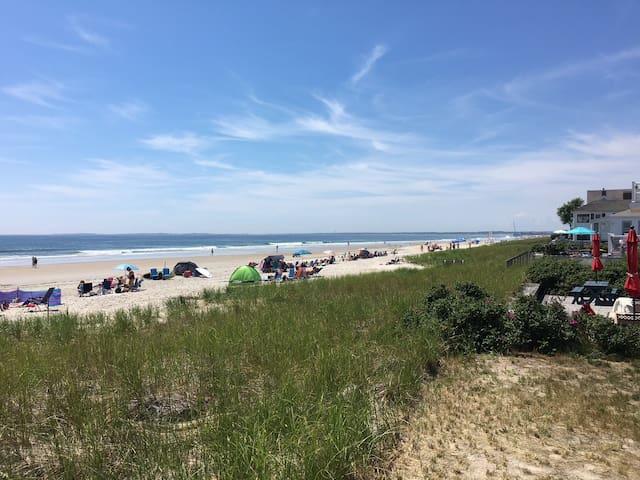 Beautiful three mile beach