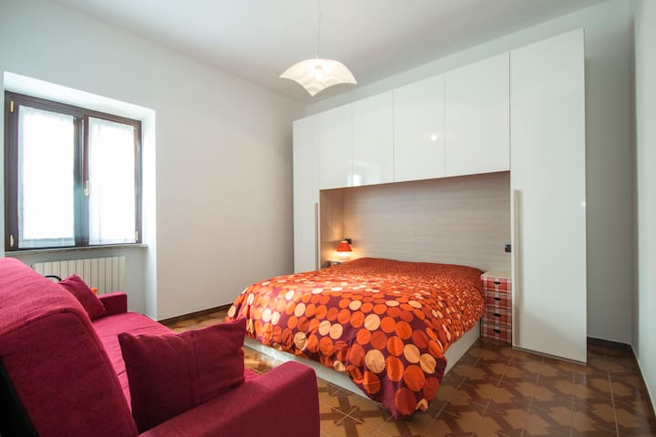 Como - Il Cortile B&B Camera matrimoniale - Como - Appartement