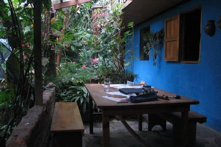 Casa Azul - Matagalpa