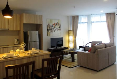 1 Bedroom Apartment SamsuriaBeachResort Cherating