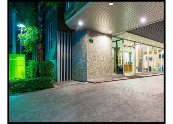 B-your home Hotel Donmueang Airport Bangkok12
