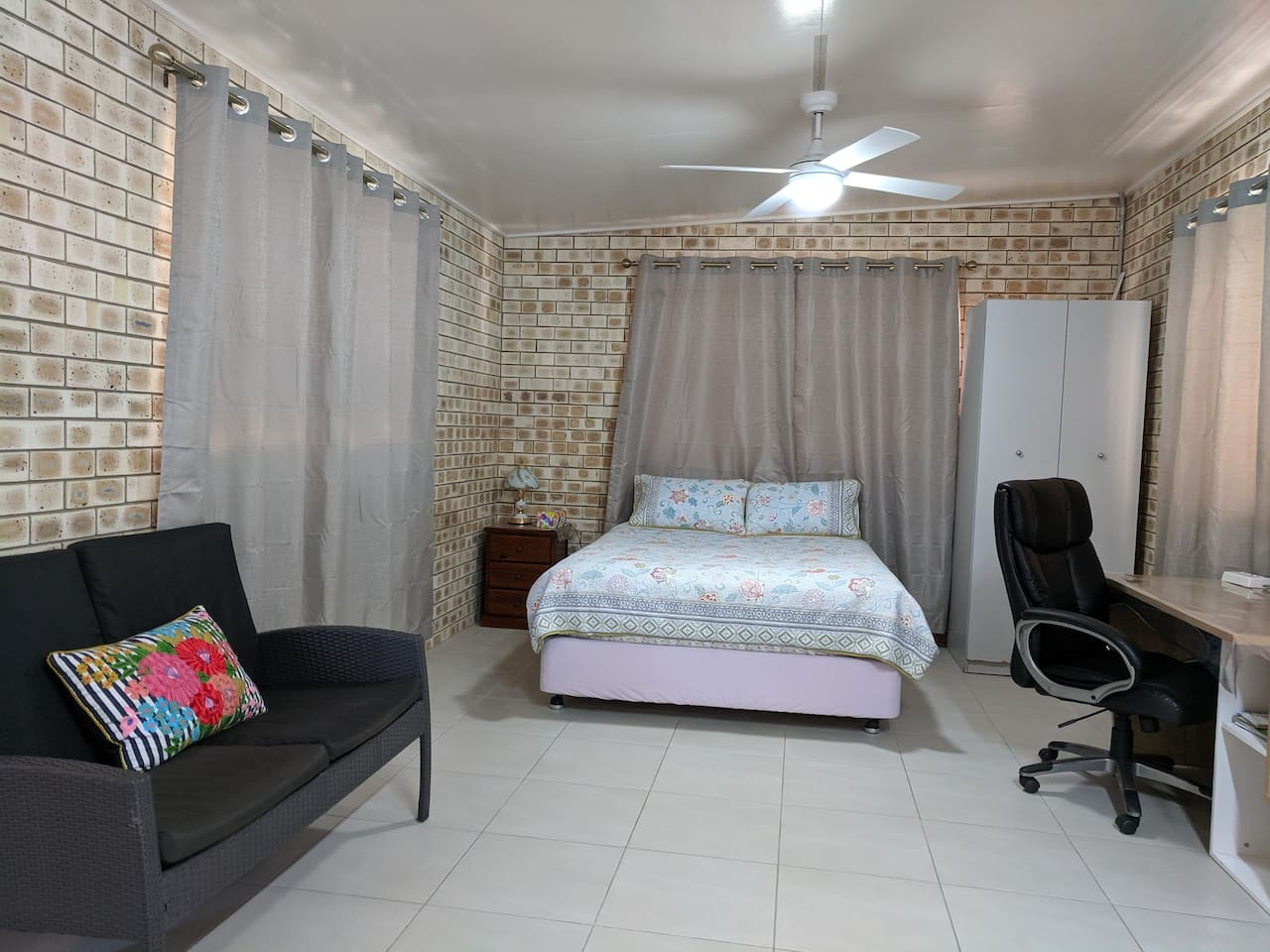 Spacious room for your comfortable stay