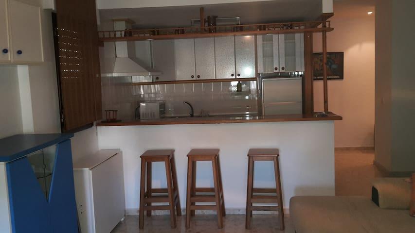 Apartamento semi centro en Algeciras - Algeciras - Appartement