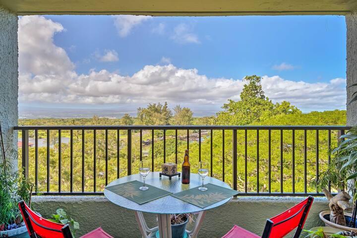 Hilo Condo w/Pool, Views & Lanai- Walk to Beaches!