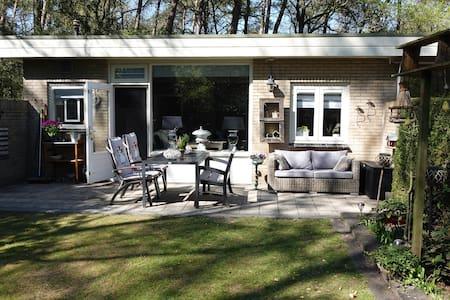 Knus boshuisje bij De Hoge Veluwe / Kröller-Müller