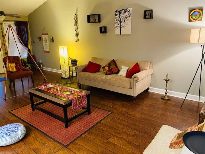 A Zen Retreat in Edgar Cayce's hometown