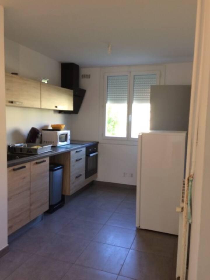 Appartement F3 proche CNPE Tricastin et ORANO