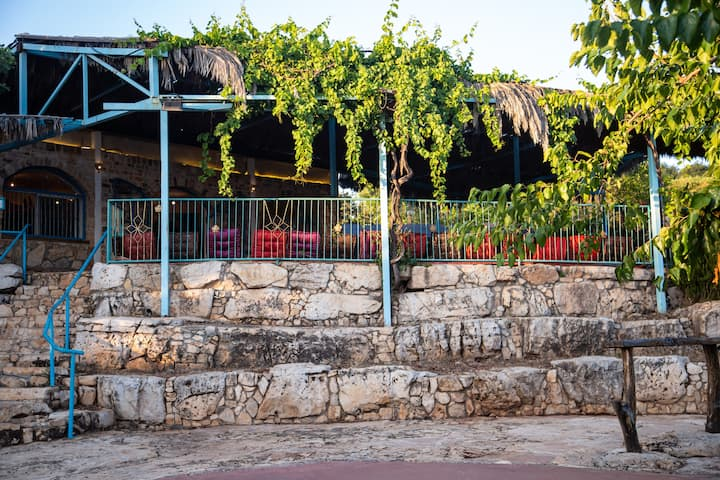 Ohel Yael - Unique resort in the Galilee