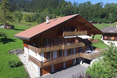 Apartment Alpin Dachgeschoss