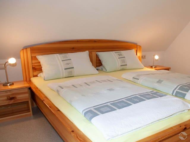 Rombach`s Ruheckle, (Titisee-Neustadt), Ferienwohnung 1, 44qm, 2 Schlafzimmer, max. 4 Personen