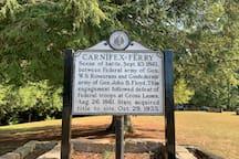 Carnifex Ferry (25 mins)