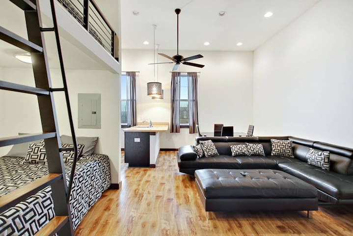 Loft Style Living in Downtown Tampa #202