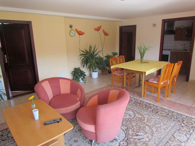Cozy rooms under Strečno castle - Strečno - Otros