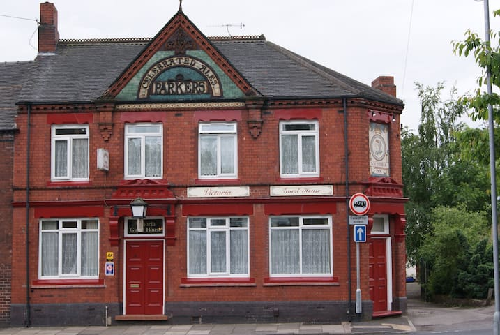 The Victoria - Stoke-on-Trent - Guesthouse