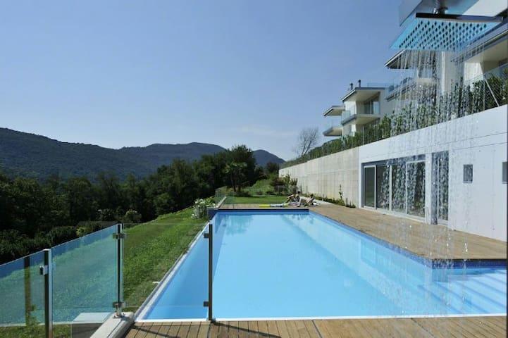 Aurea Montagnola  - Lugano - Daire