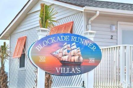 Blockade Runner Villa -Perfect Getaway - Oak Island