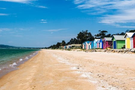 The Beach Home-Dromana - Mornington Penisula-Mt - Dromana