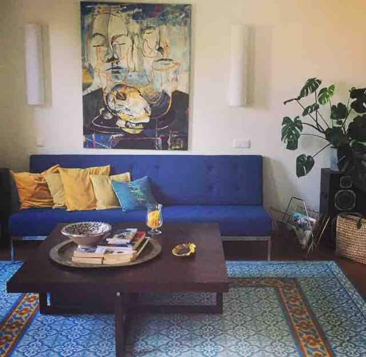 Grand et beau studio avec une vue d'exception !
