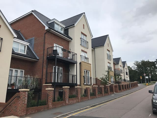 Near New Fully Furnished 2 Bedroom Apartment