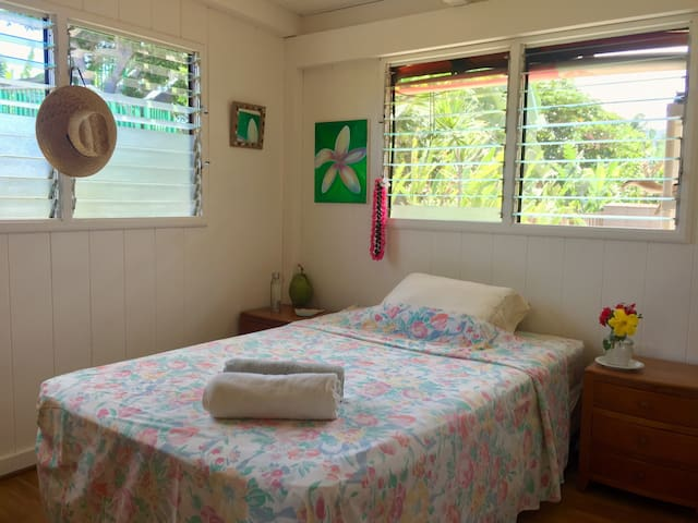 North Shore Nature, Surf and Yoga monthly Rental