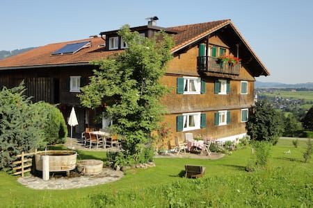 Wohlfühlferienwohnung Andelsbuch - Egg - Apartament