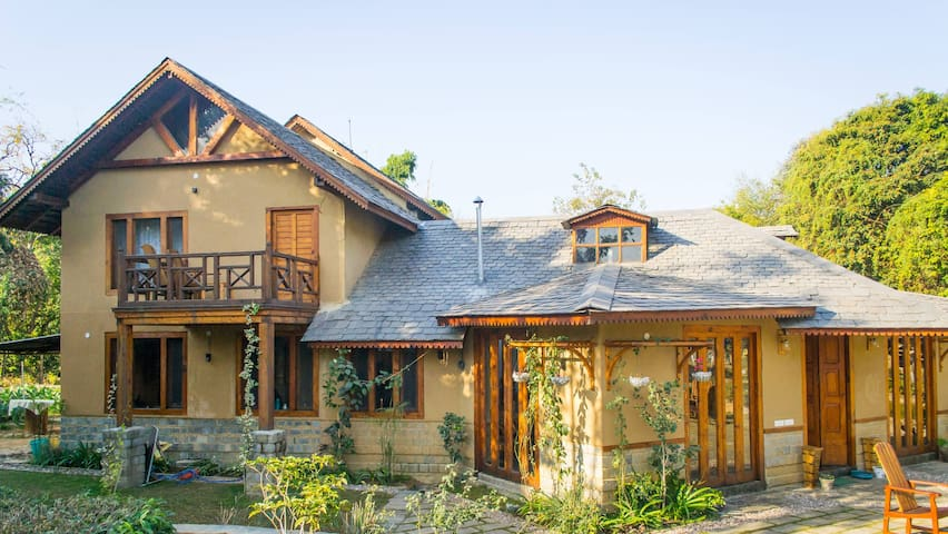 The Lodge at Wah - homestay with a touch of luxury