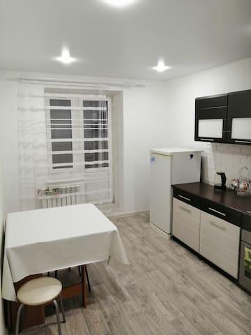 Уютная новая квартира с евроремонтом