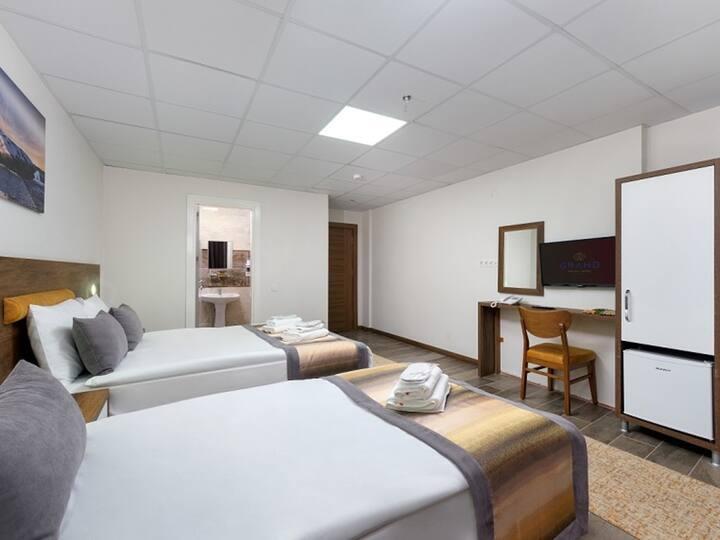 Grand Gulluk Hotel - Deluxe Cift Kisilik Oda
